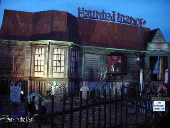 Haunted Attraction Shops